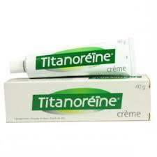 traitement contre hémorroides titanoréine